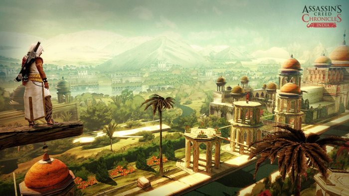 detail ASSASSINS CREED CHRONICLES CZ - PC