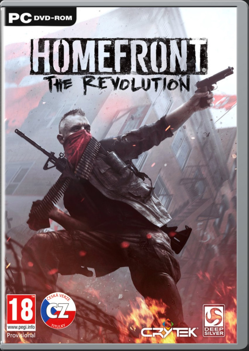 HOMEFRONT: THE REVOLUTION (Day One Edition) CZ - PC