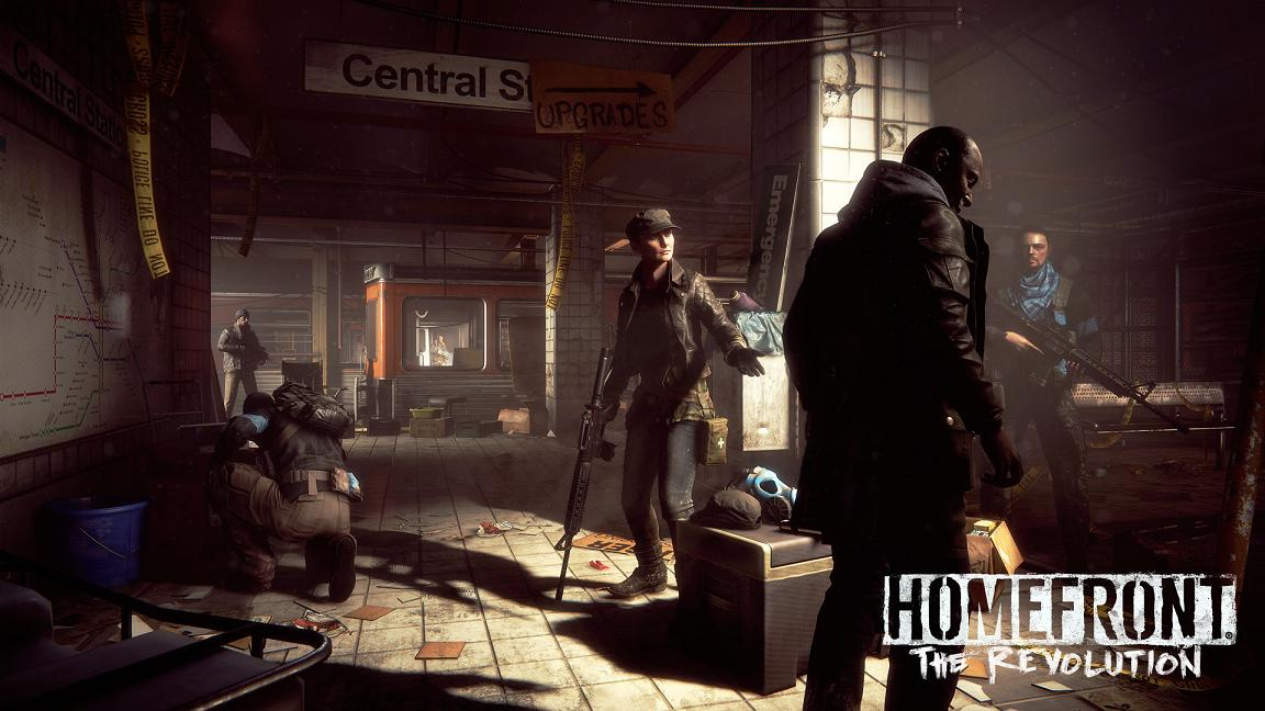 - Homefront: The Revolution