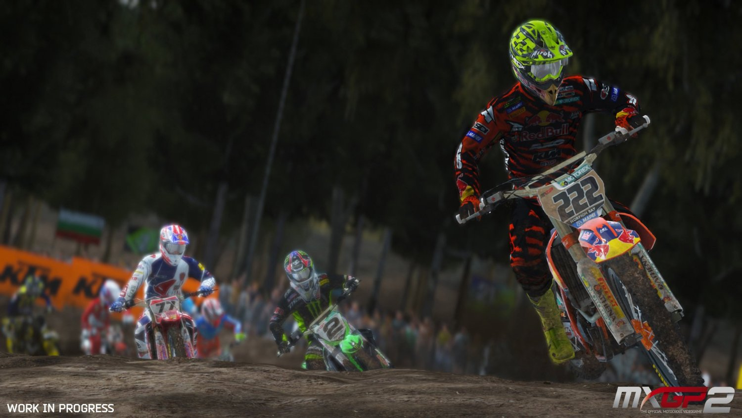 - MXGP2 The Official Motocross Videogame