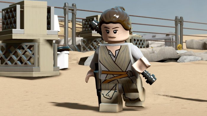 detail LEGO Star Wars: The Force Awakens - PC