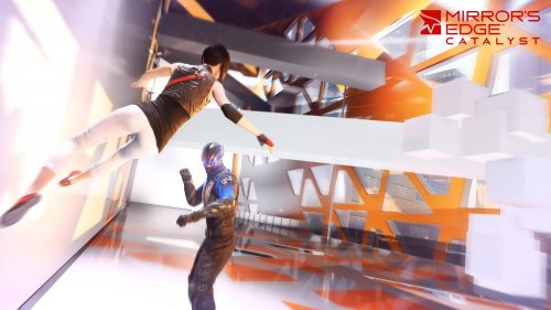 MIRRORS EDGE 2 Catalyst pro PC hra