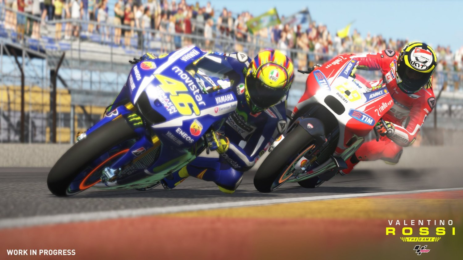 - Valentino Rossi The Game