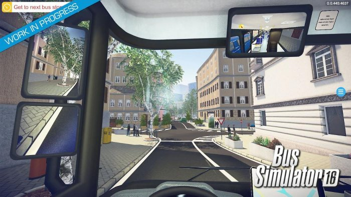 detail Bus Simulator 16 - PC