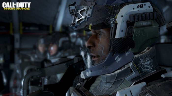 detail Call of Duty: Infinite Warfare - PC