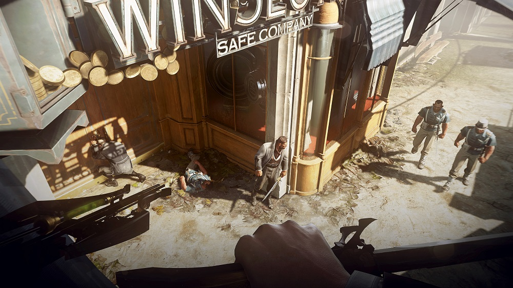 Dishonored 2 pro PC hra