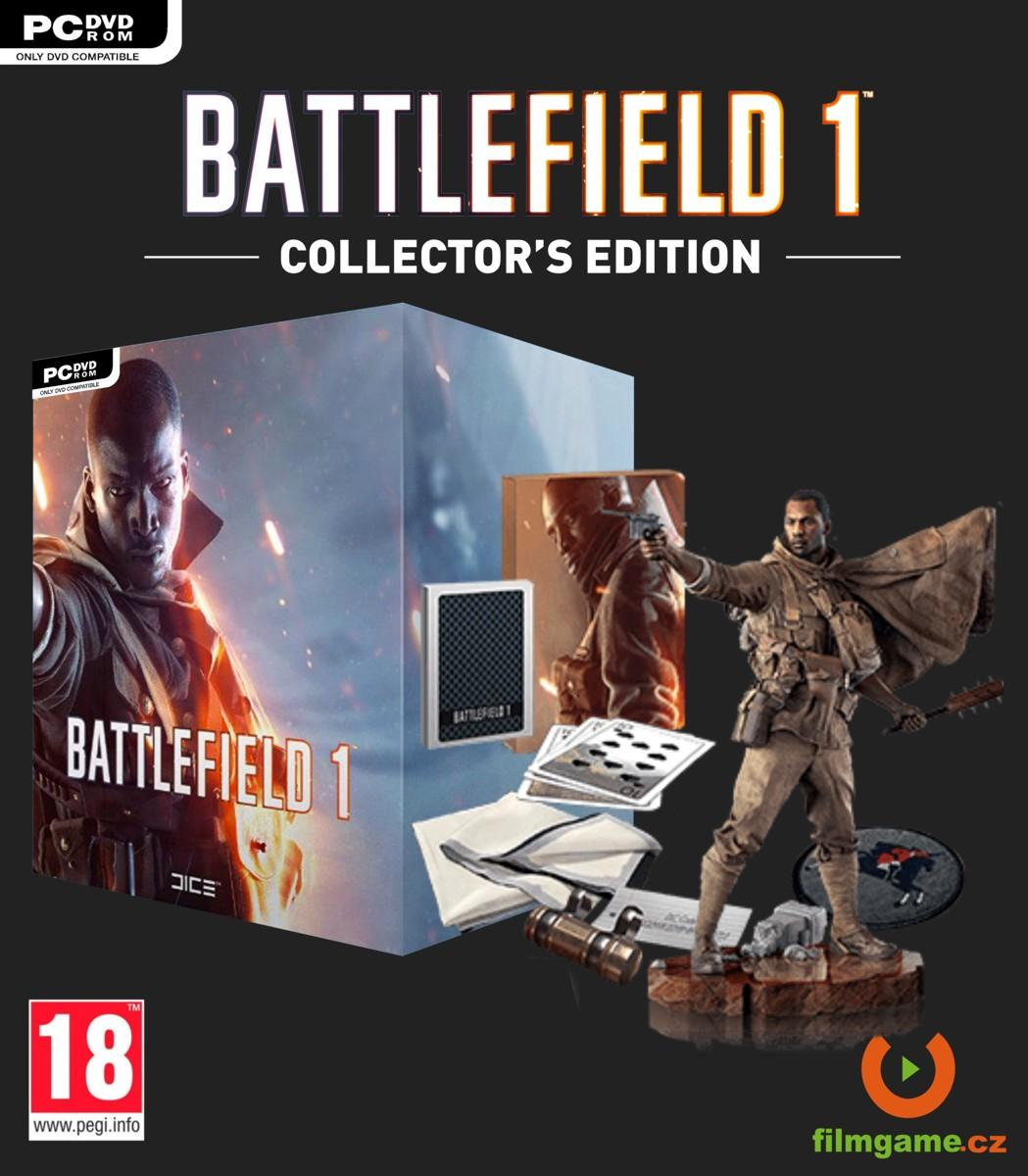 BATTLEFIELD 1 COLLECTOR'S EDITION - PC