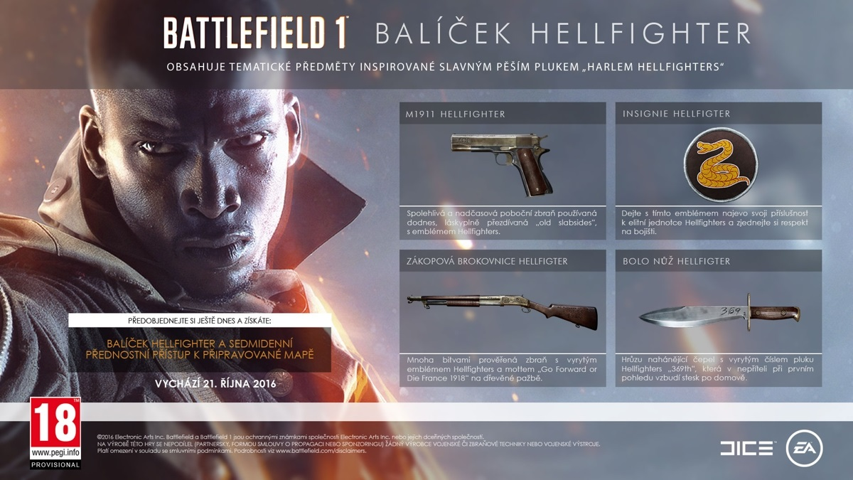 - Battlefield 1 Collector's Edition
