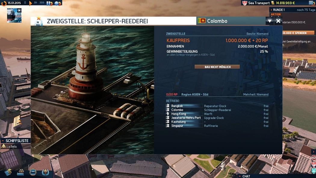 TransOcean 2: Rivals pro PC hra
