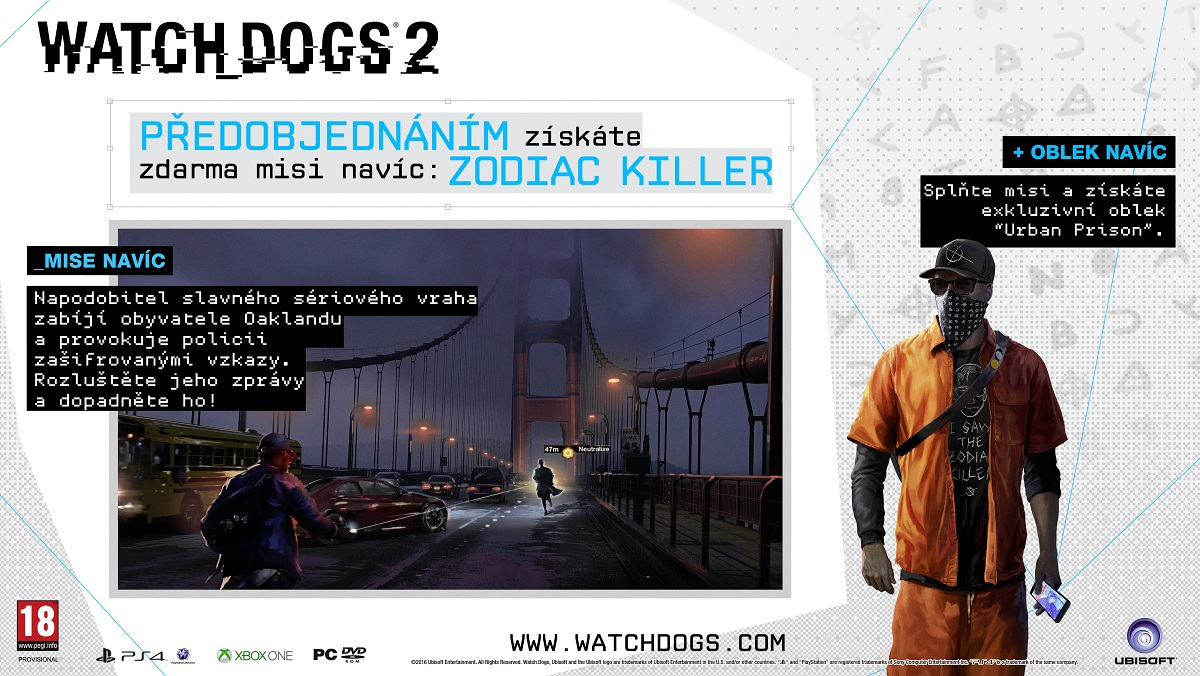 - Watch Dogs 2