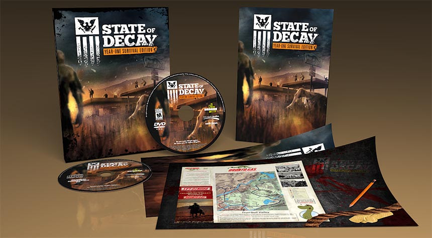 - State of Decay: Year-One SurvivalEdition