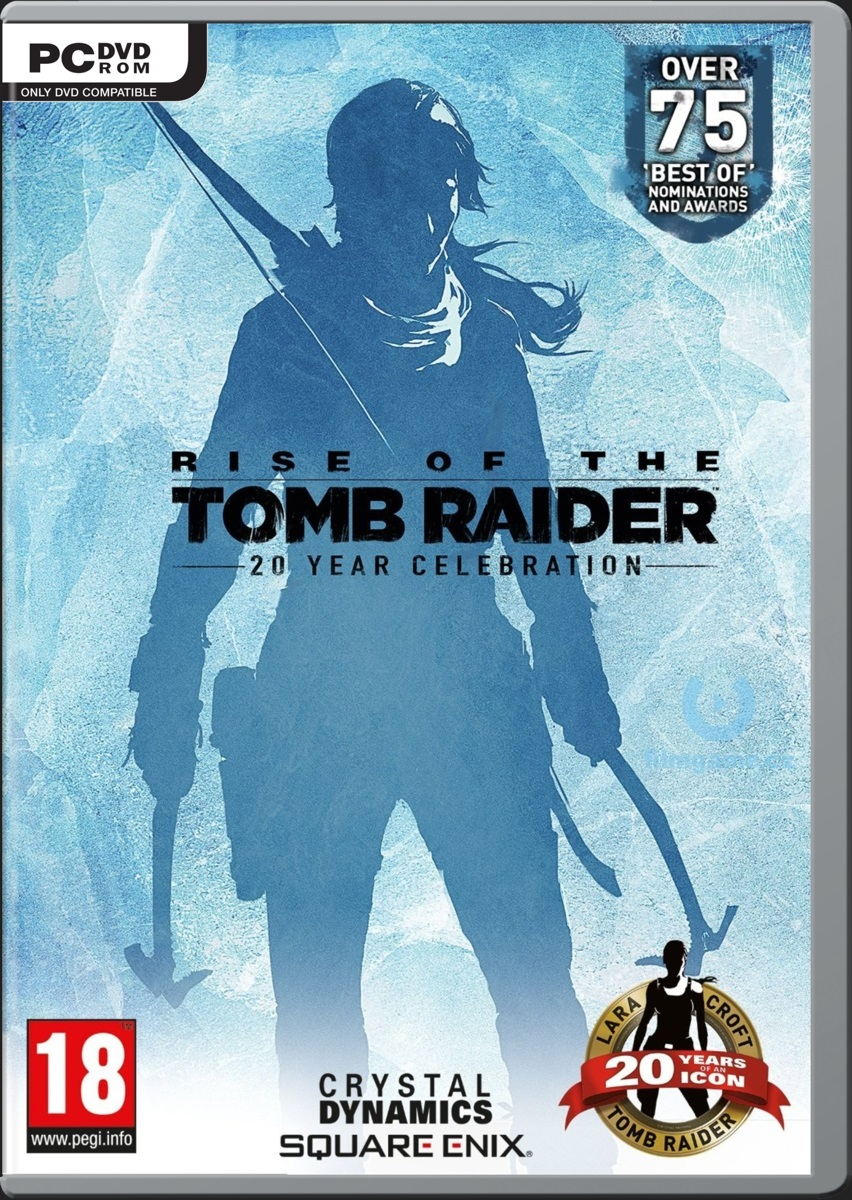 RISE OF THE TOMB RAIDER: 20 YEAR CELEBRATION ARTBOOK EDITION - PC
