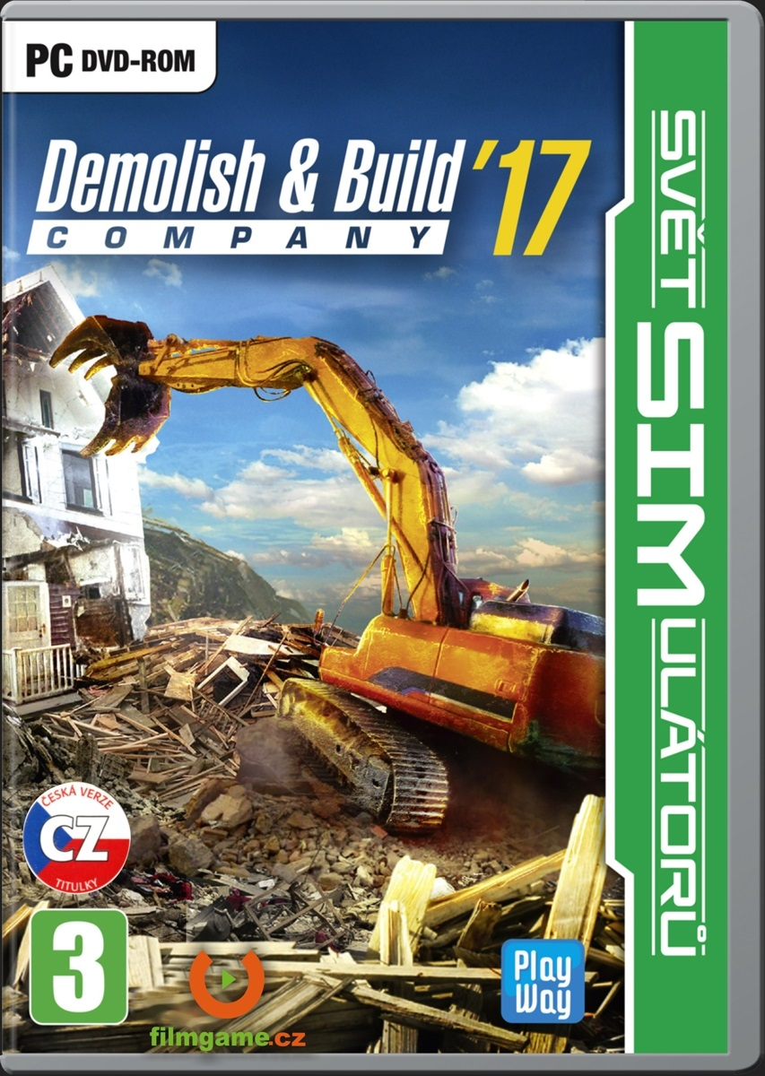 SIM: DEMOLISH&BUILD COMPANY 17 CZ - PC