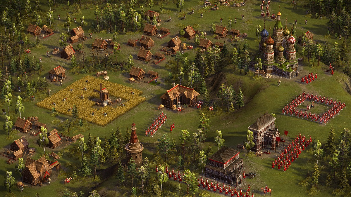 - Cossacks 3