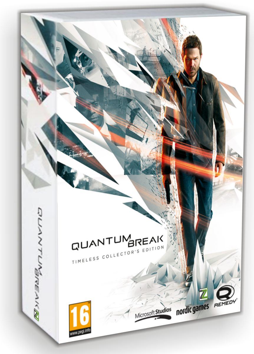 QUANTUM BREAK TIMELESS COLLECTOR'S EDITION - PC