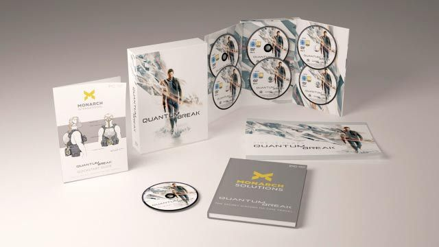- Quantum Break Timeless Collector's Edition