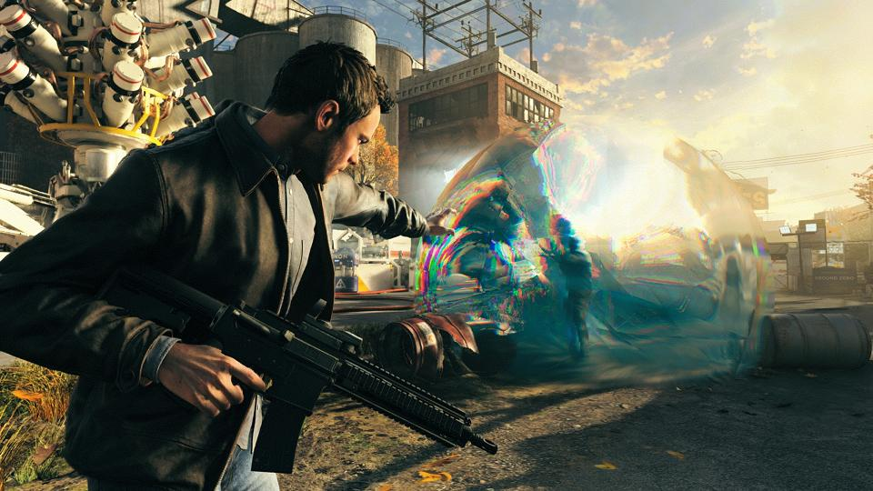 Quantum Break Timeless Collector's Edition pro PC hra
