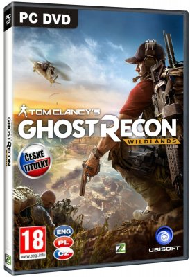 Tom Clancy'S Ghost Recon: Wildlands PC