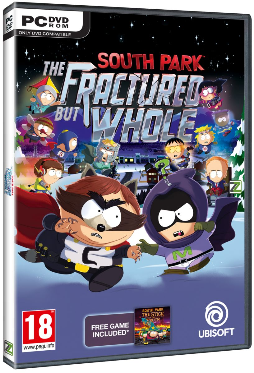 SOUTH PARK: THE FRACTURED BUT WHOLE - PC