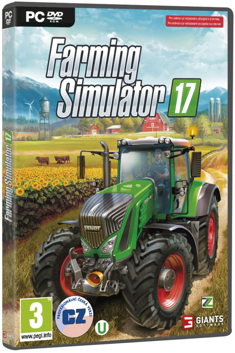 FARMING SIMULATOR 17 - PC