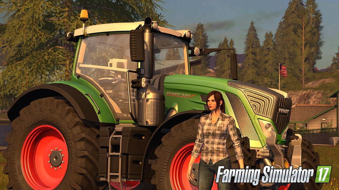- Farming Simulator 17