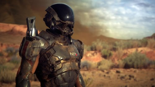 - MASS EFFECT ANDROMEDA