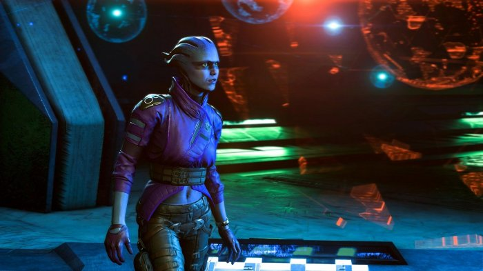 detail Mass Effect Andromeda - PC