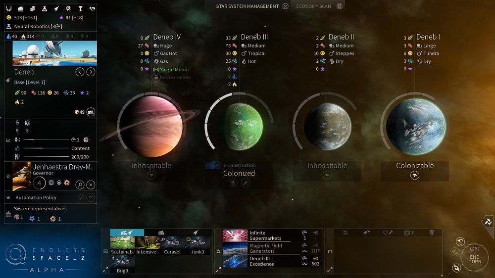Endless Space 2 pro PC hra