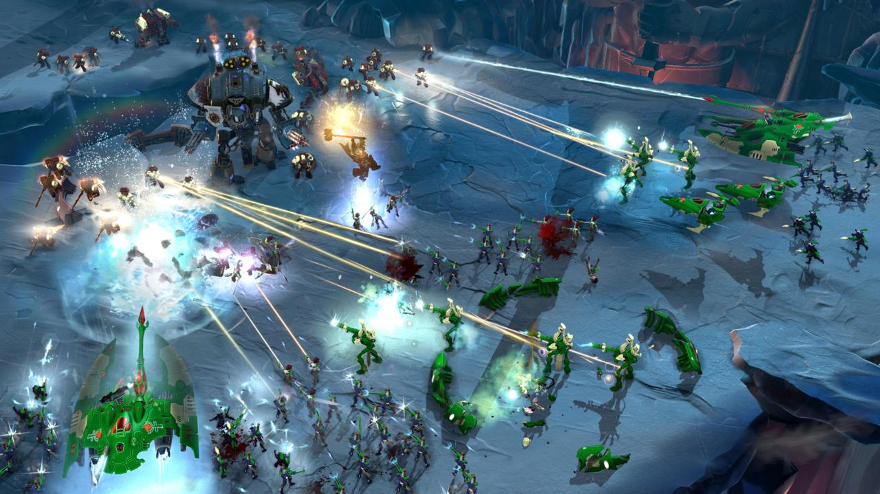Warhammer 40,000: Dawn of War III pro PC hra