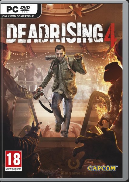 detail DEAD RISING 4 - PC