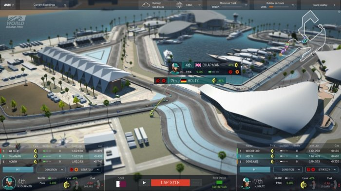 detail Motorsport Manager - PC