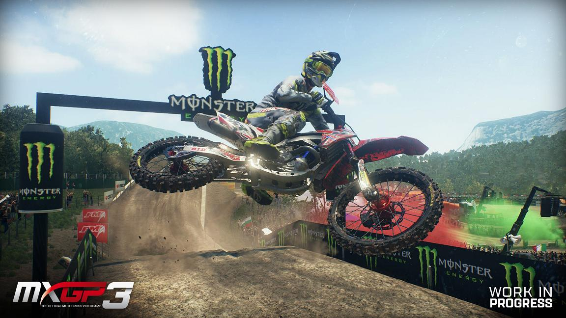 - MXGP3 The Official Motocross Videogame