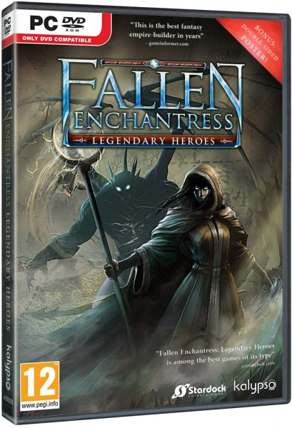 detail Fallen Enchantress: Legendary Heroes - PC