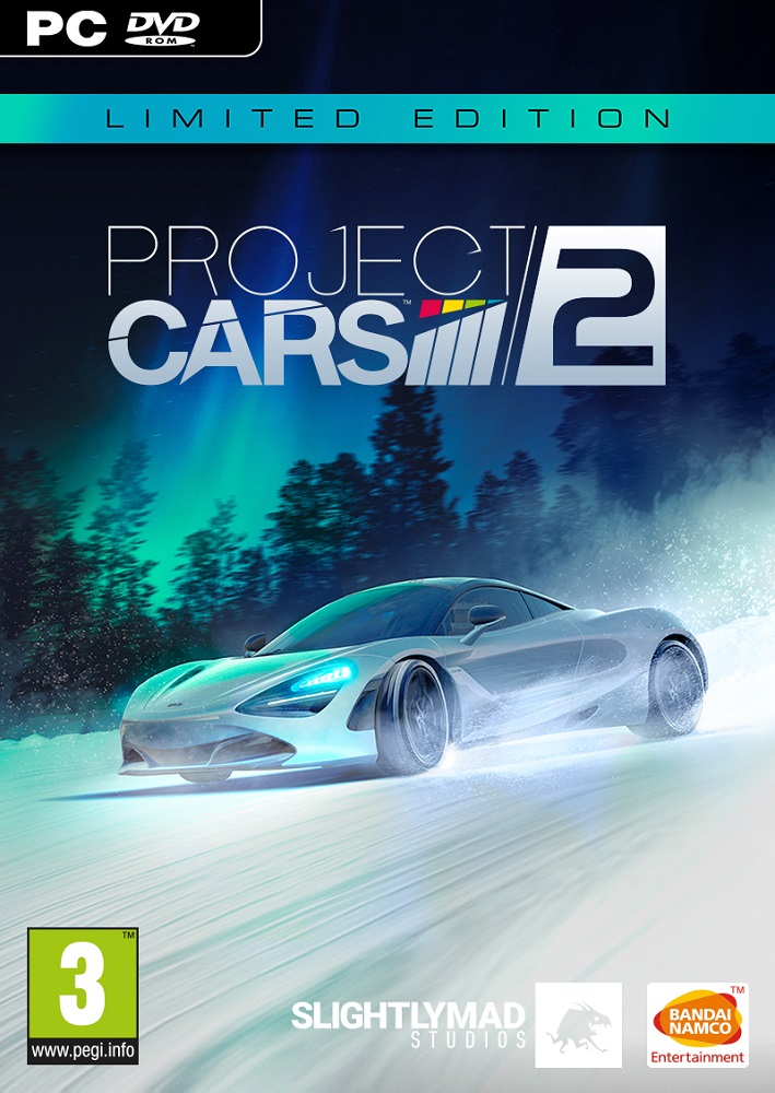 Project CARS 2 (Limited Edition) - PC