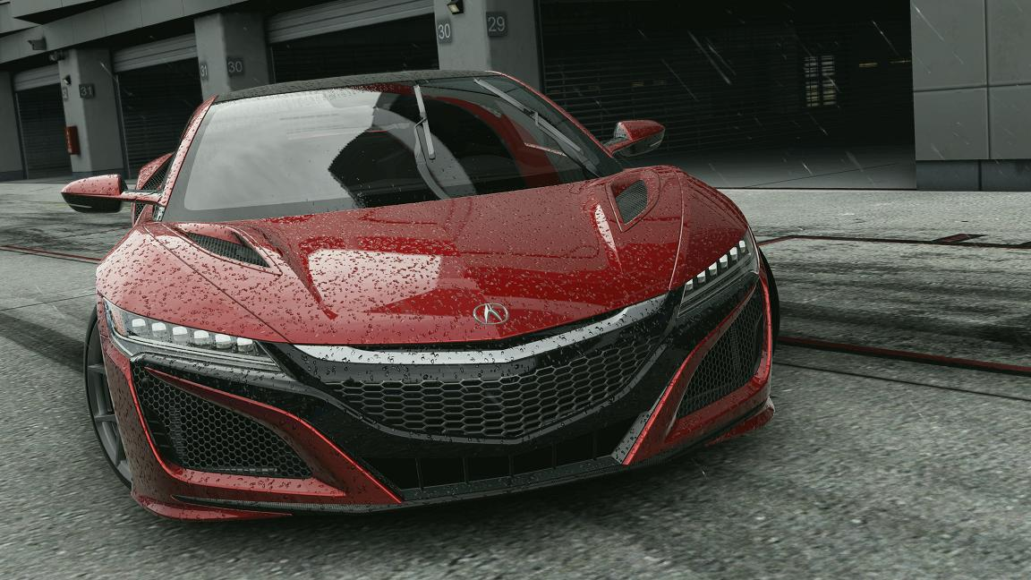 - Project CARS 2