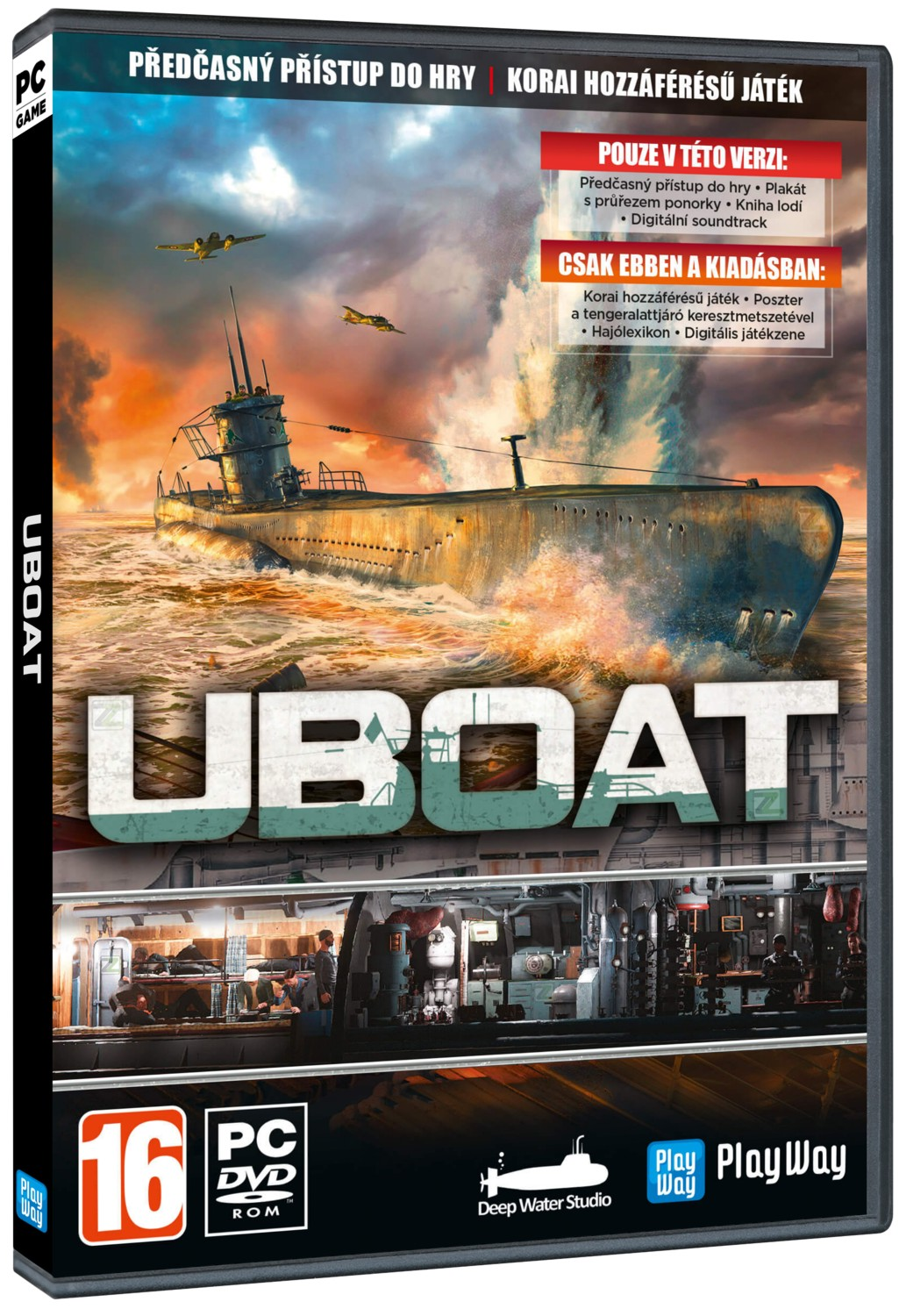 UBOAT (Early Access) - PC