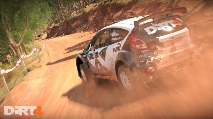 detail DiRT 4 - PC