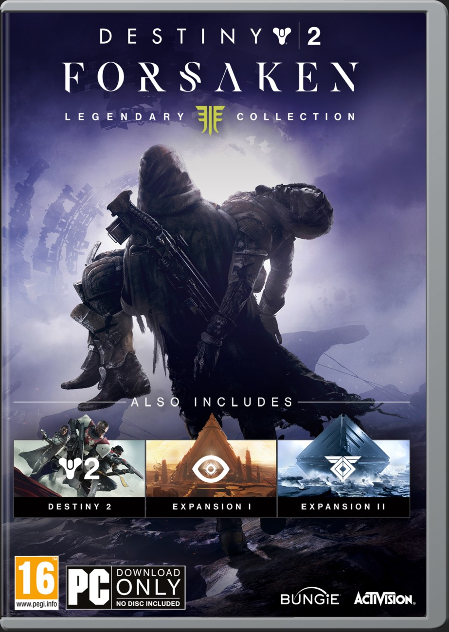 Destiny 2 Forsaken Legendary Collection - PC