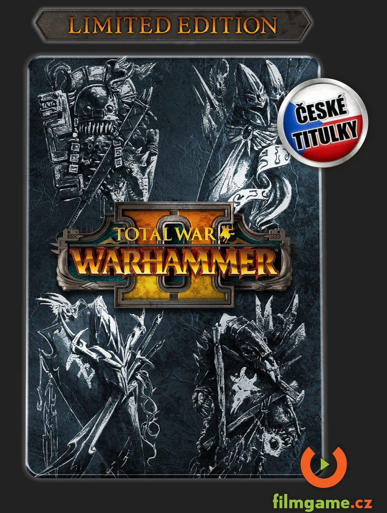 Total War: Warhammer II (Limited Edition) CZ - PC
