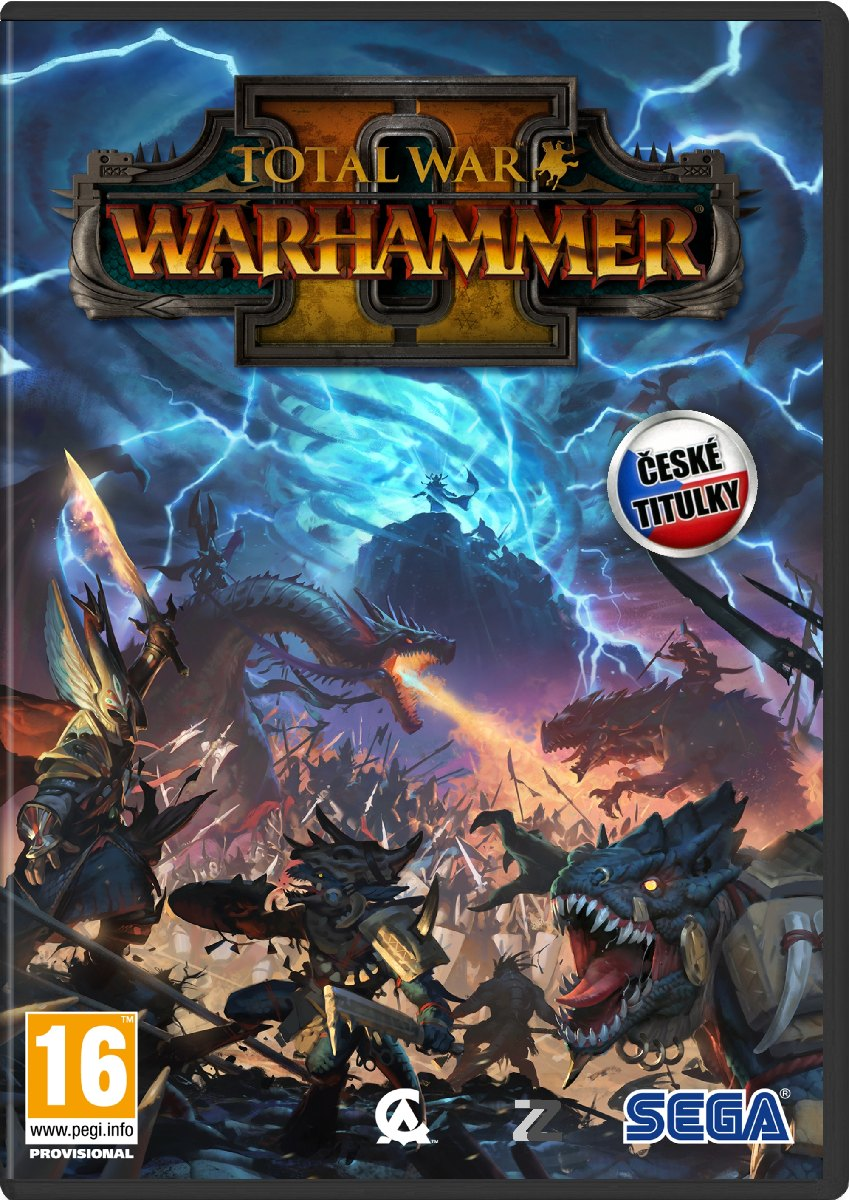 Total War: Warhammer II CZ - PC