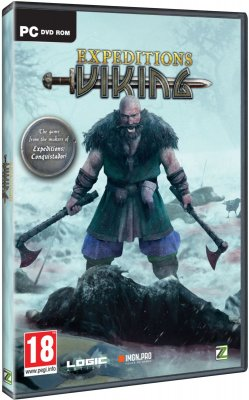 Expeditions Viking - PC