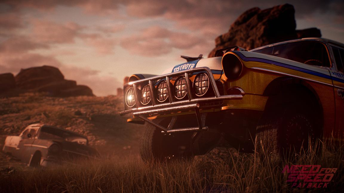 Need for Speed Payback pro PC hra