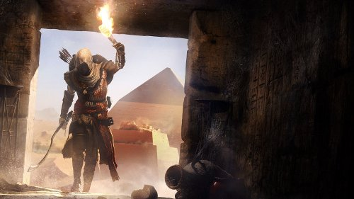- Assassin's Creed Origins