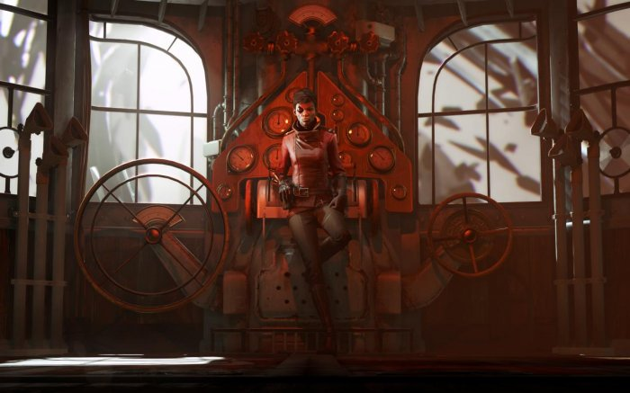 detail Dishonored: Death of the Outsider - PC