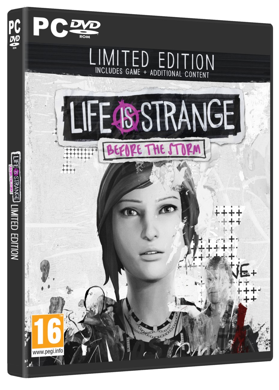 Life is Strange Before the Storm Limited Edition - PC
