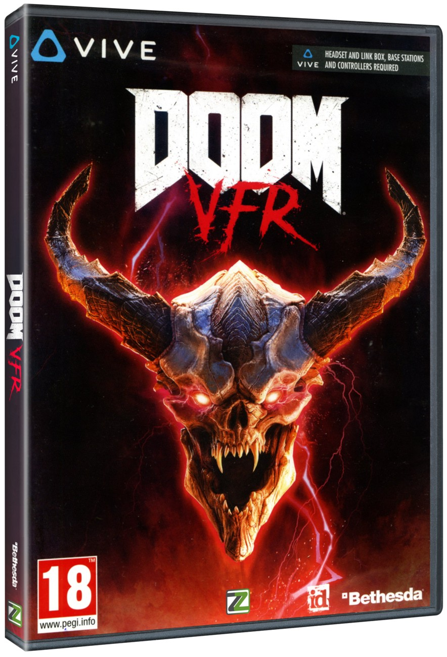 DOOM VFR (HTC Vive) - PC