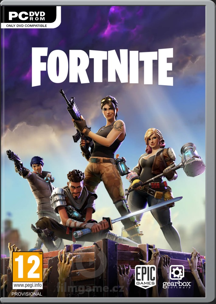 FORTNITE: DEEP FREEZE BUNDLE - PC