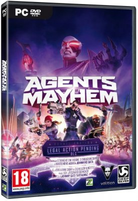 Agents of Mayhem (Day One Edition) - PC