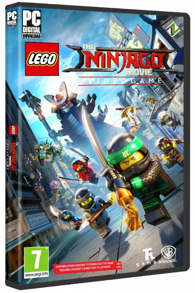 detail LEGO Ninjago Movie Videogame - PC
