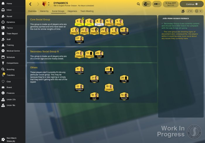 detail Football Manager 2018 - PC